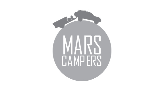 Mars Campers Logo