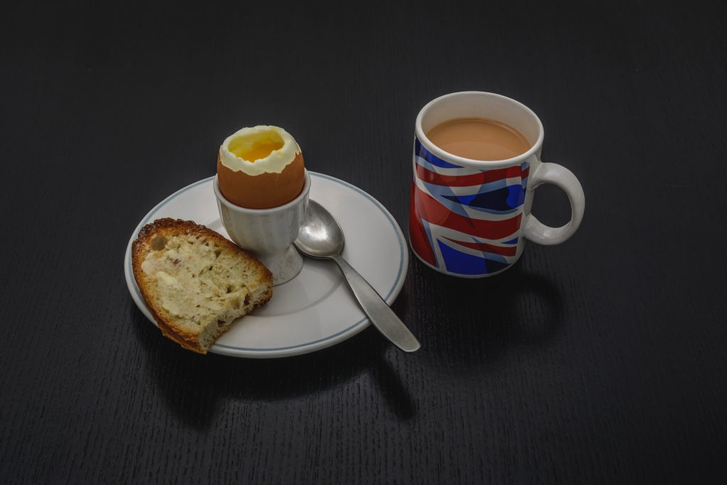 breakfast in a hurry for the busy working woman