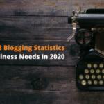 38 Blogging Statistics