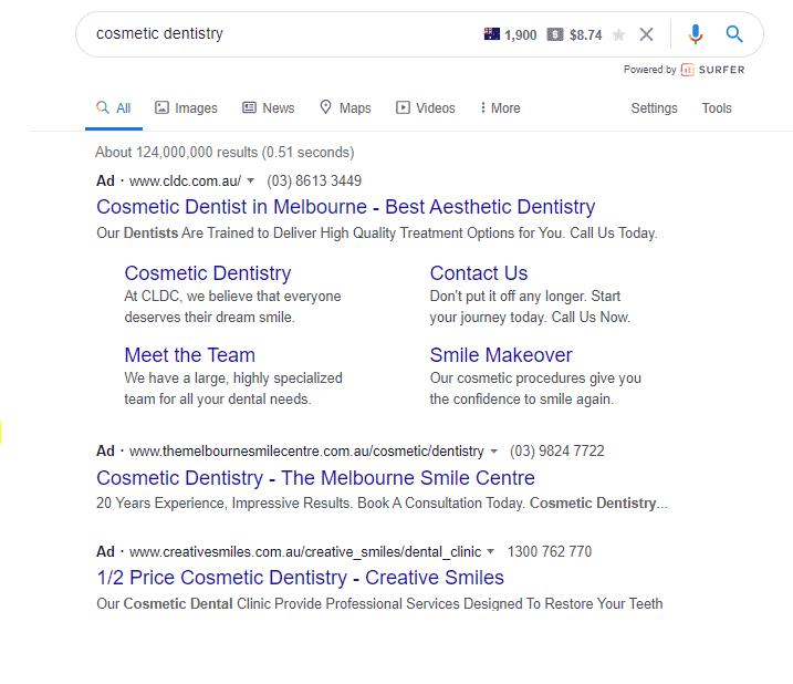Ads Screenshot 2