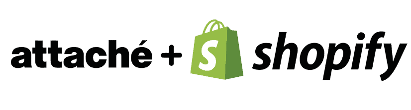 attache shopify updated