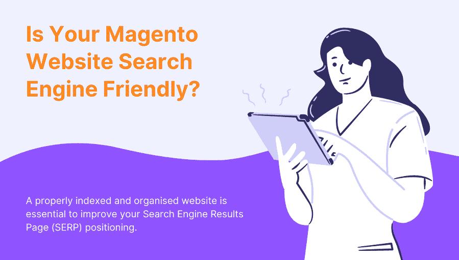 Website search friendly