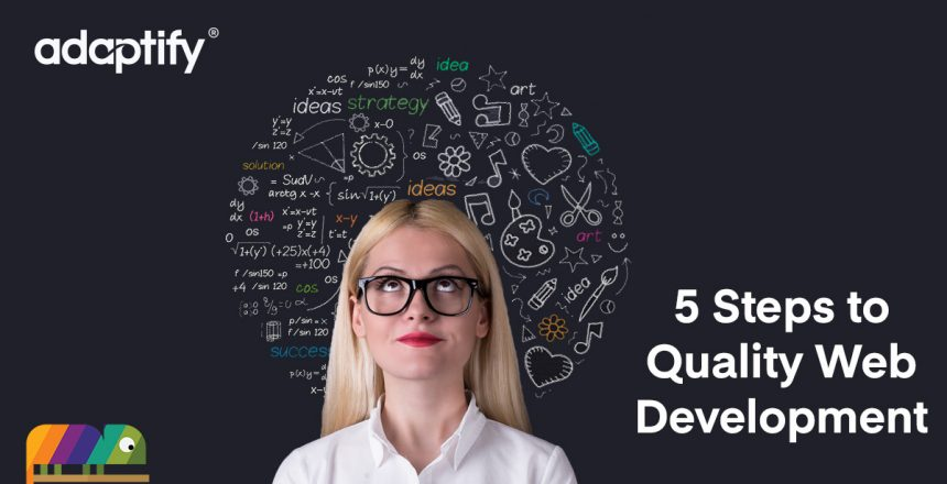 5.0 5 Steps To Quality Web DEv