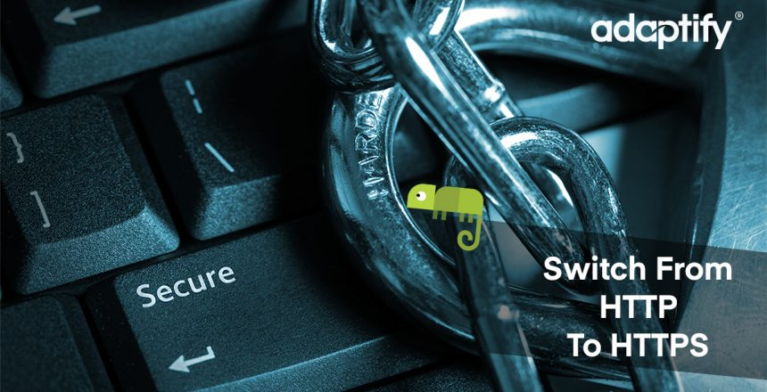 6.0 Switch from HTTP to HTTPS