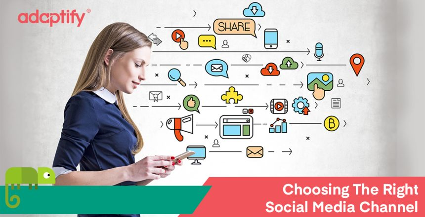 8.0 Choosing The Right Social Media Channel